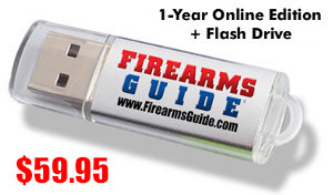 Firearms Guide 11th Edition online edition flash drive