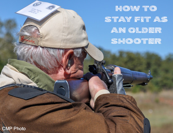 conditioning fitness training older shooters