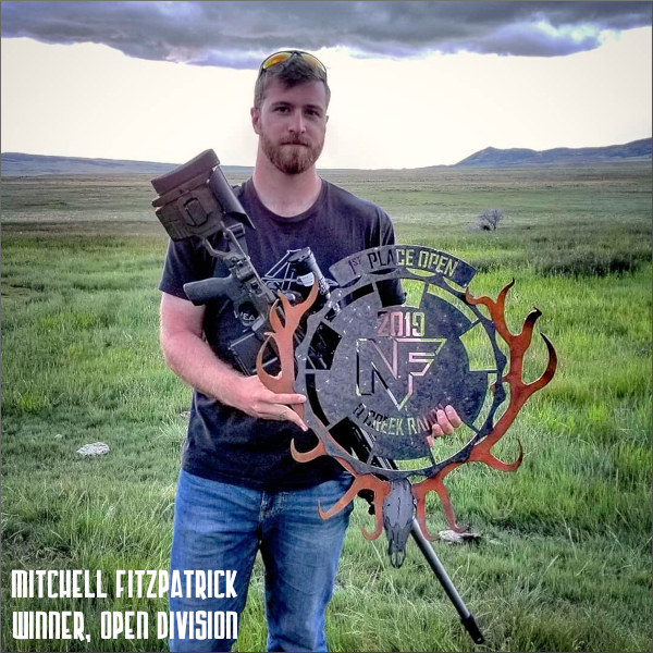 mitchell fitzpatrick Nightforce ELR Steel Challenge Q Creek Ranch Casper Wyoming WY 300 WinMag WM
