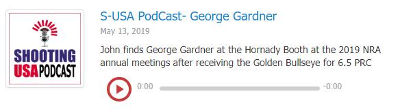 George Gardner GA Precision PRS 6.5 PRC Creedmoor