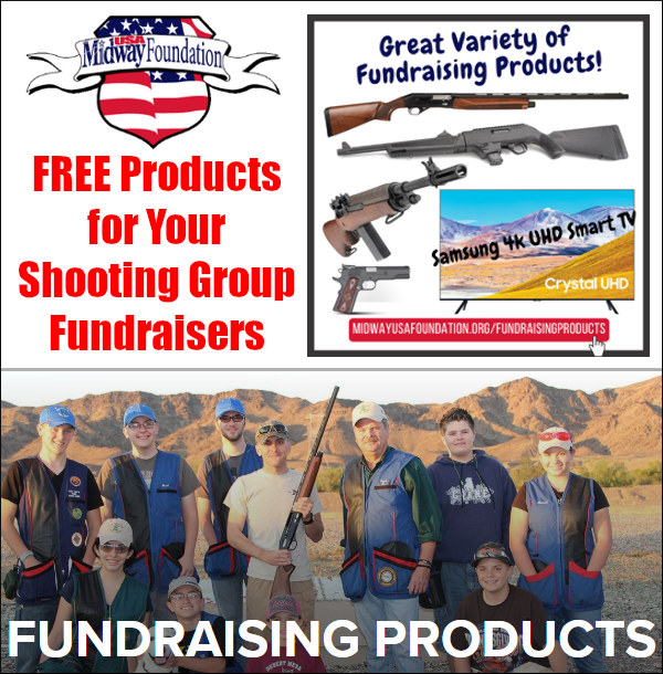 MidwayUSA foundation free fundraising products