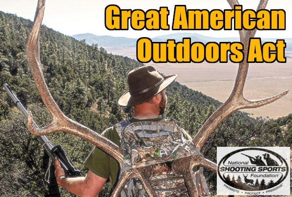 Congress House representative Great American Outdoors Act