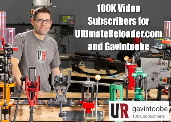 Ultimate Reloader gavintoob video 100000 subscribers