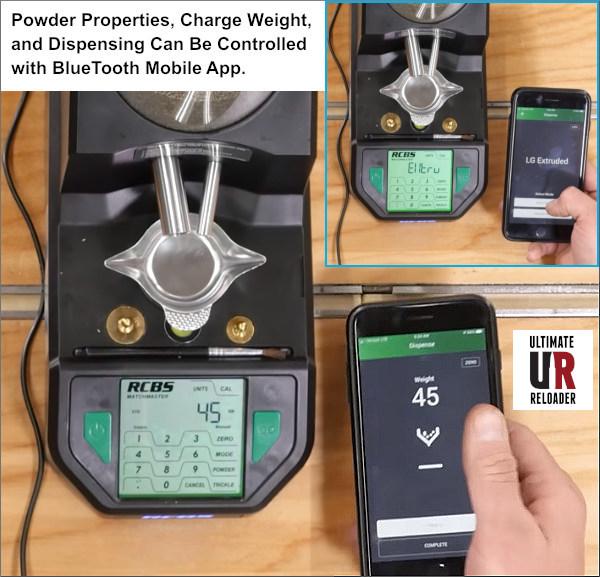 Gavin Gear Ulimate Reloader MatchMaster RCBS Powder Scale Dispenser
