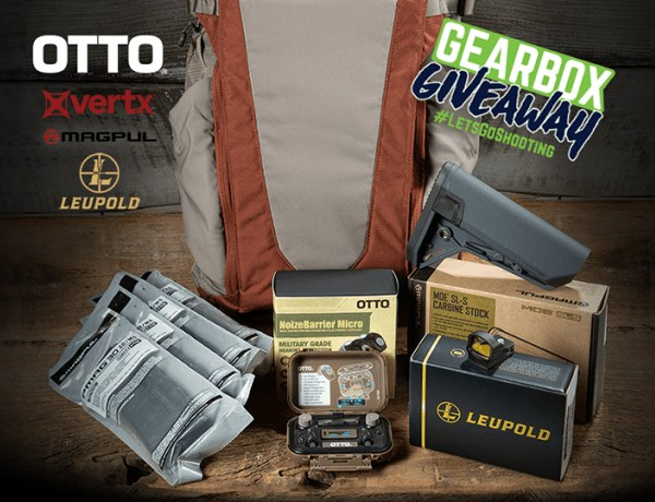 Otto Leupold vertex Gearbox Giveaway contest August