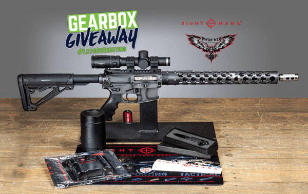Gearbox Giveaway Contest August