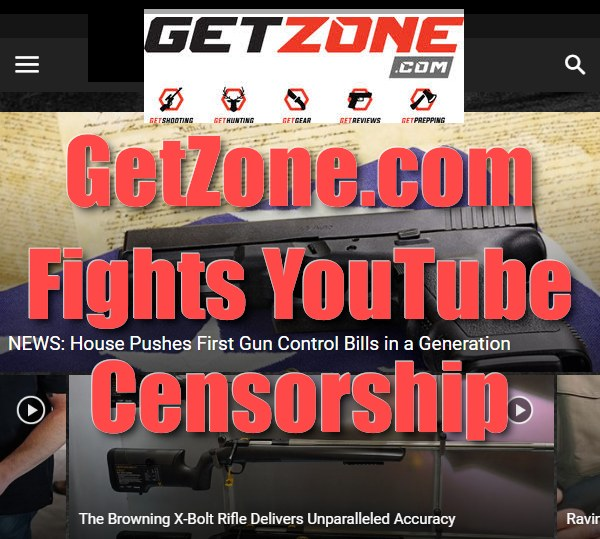 GetZone Getzone.com video gun firearms hunting hosting youtube channel Community Guidelines
