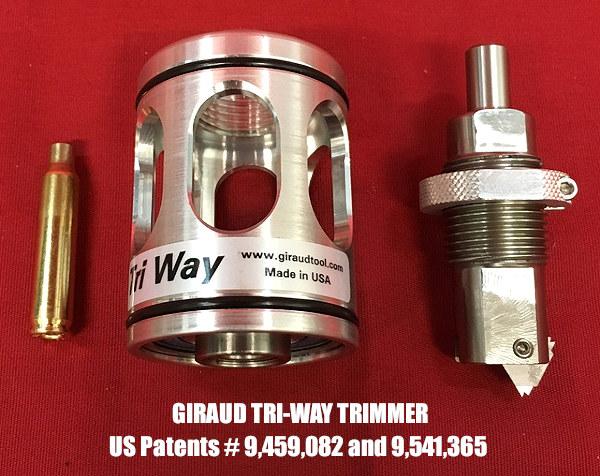 Giraud Tri Way Trimmer Case Cutter tool