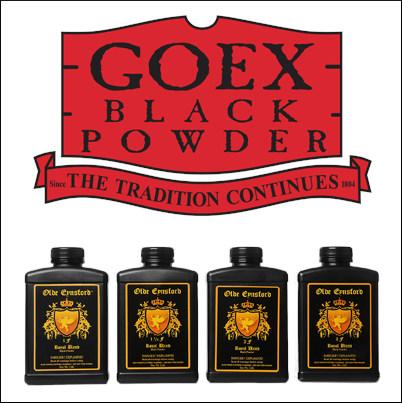 Hodgdon Powder Goex black powder camp minden closure