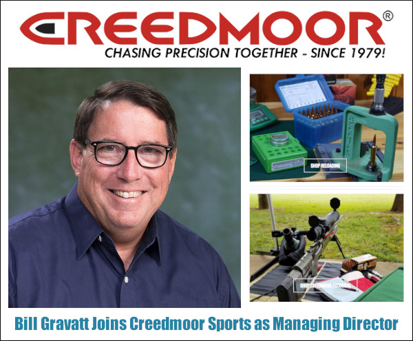 Bill Gravatt Capstone Precision Group Creedmoor Sports Sinclair Managing Director