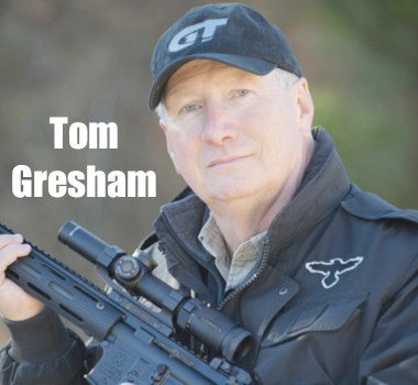 Tom Gresham Shooting Wire Guntalk.com