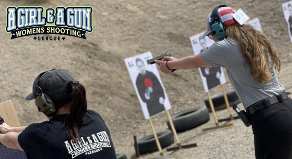 Girl and a gun conference 2021 colorado palisade Cameo Shooting AG&AG