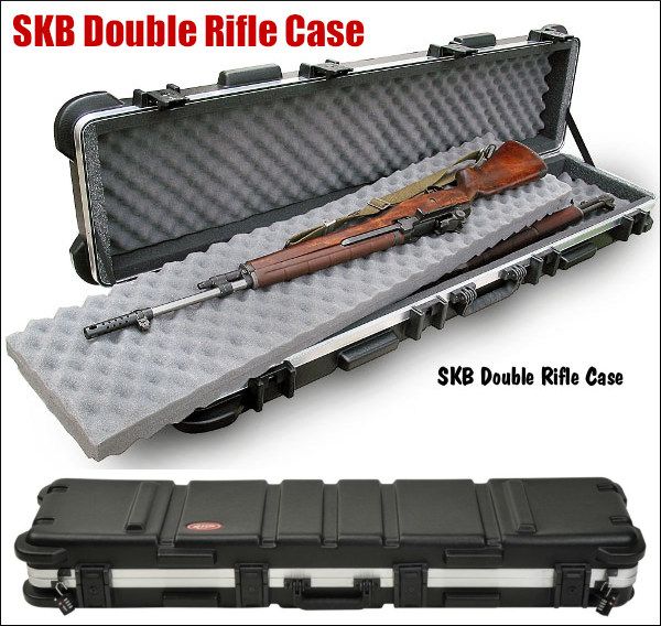 skb double rifle case 56