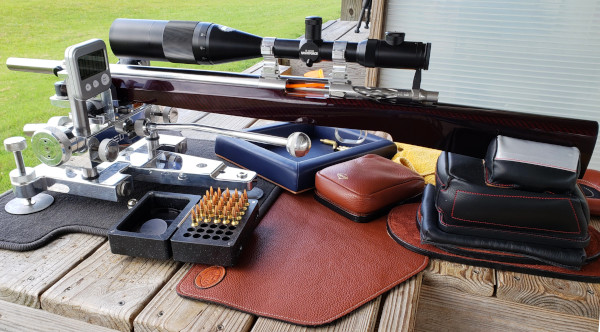 6 PPC benchrest Seb NEO Lenzi bad Bat action Bix'N Andy Bartlein barrel