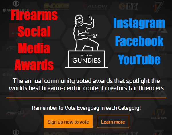 Gundies video social media awards