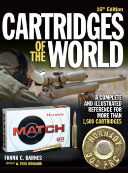 Cartridges of World Digest Gun book