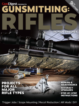 gunsmith gunsmithing rifles Digest Gun book patrick sweeney