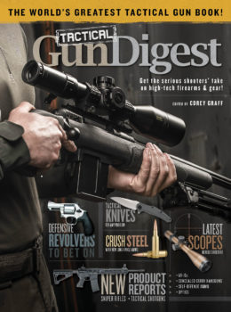 gunsmithing rifles Digest Gun book tactical rifles PRS
