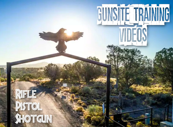 Gunsite Academy Panteo Video Classes Jeff Cooper
