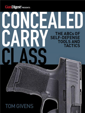 Tom Gresham Given Concealed Carry book