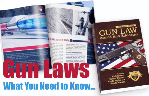 U.S. Law Shiled gun law videos self-defense police