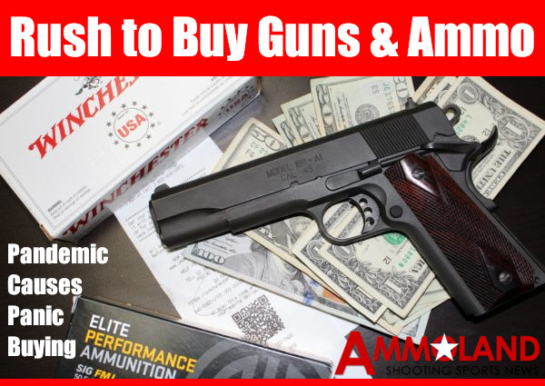 Pandemic gun sales