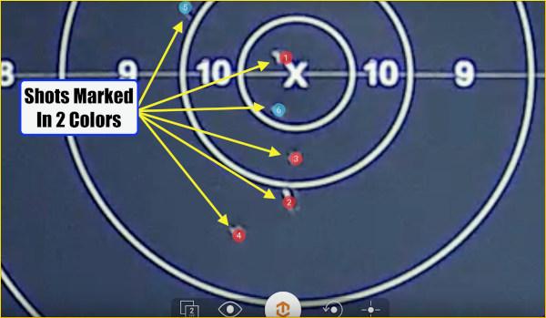Shotmarker Longshot targetvision clay rhoden EC-3 marksman camera
