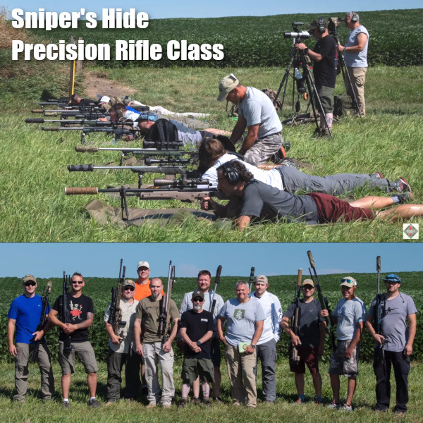 Sniper's Hide Precision Rifle network