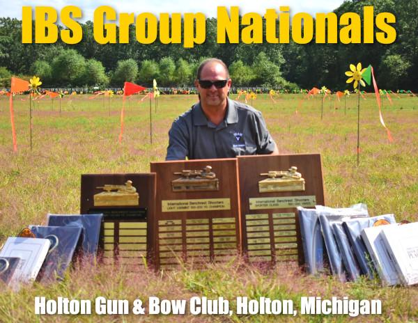 IBS Group Benchrest Nationals Jeff Stover IBS