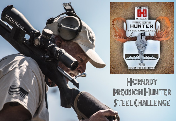Hornady Precision Hunter Steel Challenge Cameo Grand Junction Colorado CO PRS