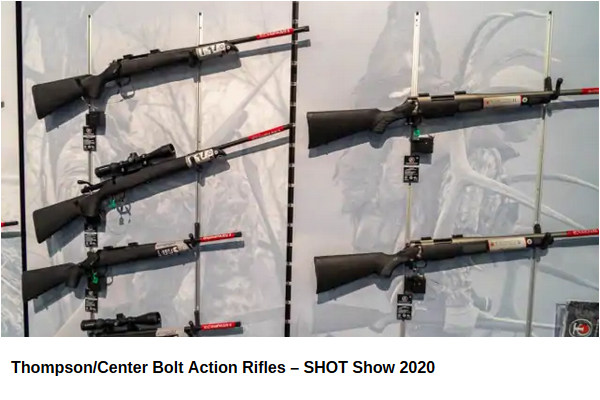 GetZone Shot Show 2020 review product handguns rifle video