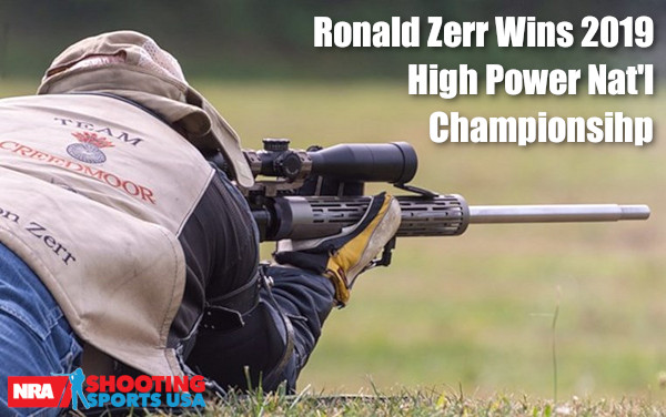 Camp Atterbury High Power NRA Championships
