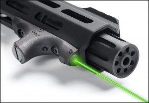 Viridian handstop laser AR16 HS1 green