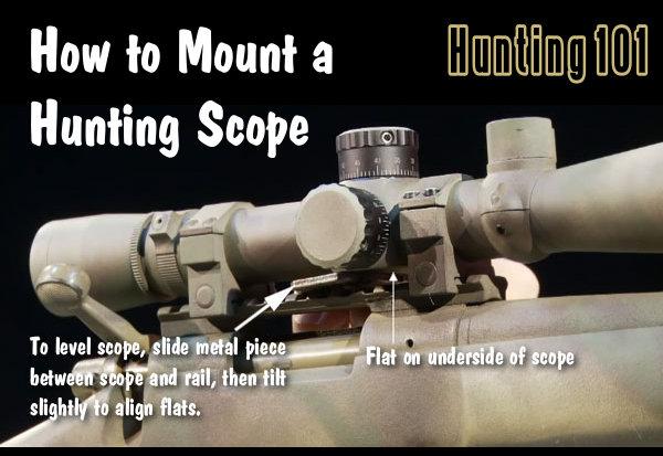 scope alignment tactical rifle scope level