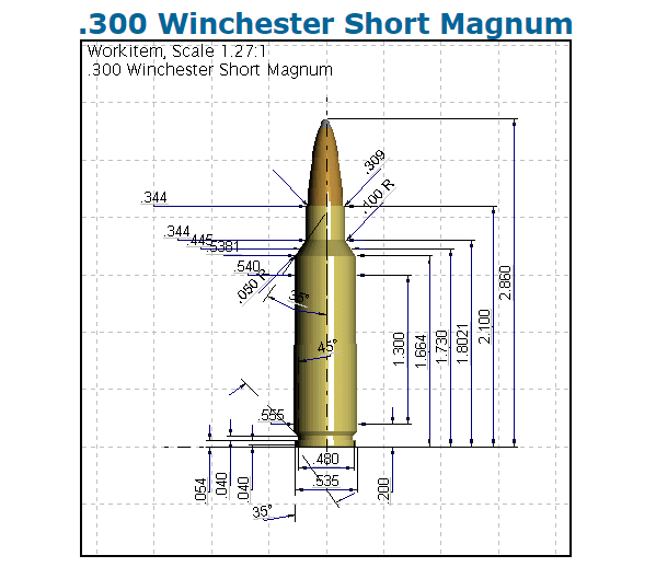300 WSM winchester short magnum carbon manners hunter hunting