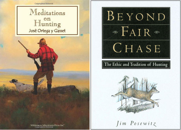 Favorite Hunting books Hemingway Roosevelt Leopold Hunter Amazon.com