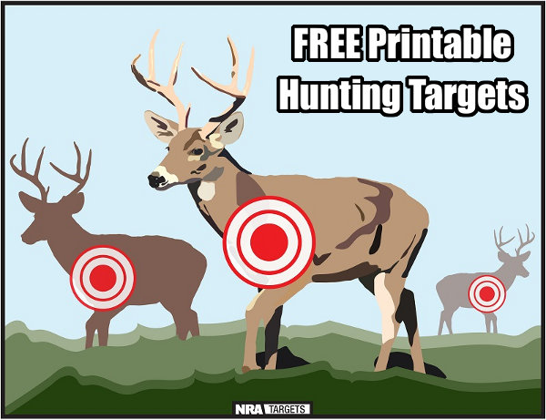 free hunting targets