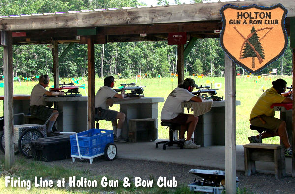 Jeff Stover IBS International Benchrest Shooters Holton gun bow club MI Michigan 6PPC Vihtavuori N133