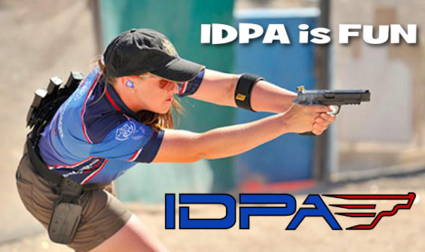 IDPA Practical Pistol Concealed carry handgun competition