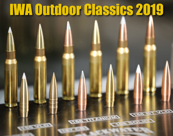 IWA Outdoor Classics hunting shooting firearms sports exhibition trade SHOT Show nuremberg germany