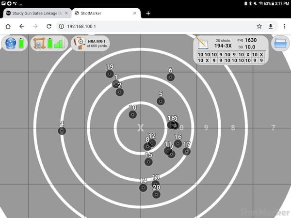 Jay Christopherson sling shooting service rifle Emil Praslick USAMU