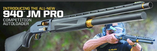 mossberg jm 940 miculek shotgun