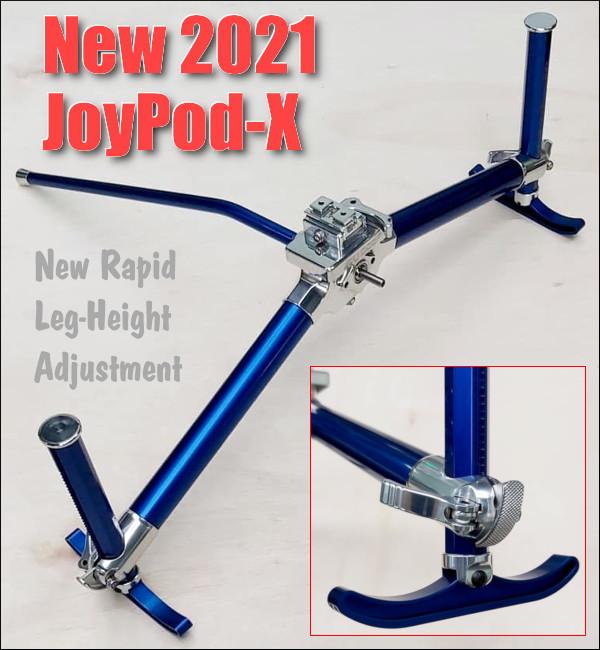 2021 JoyPod-X bipod seb lambang coaxial bipod F-Class F-TR joystick