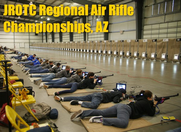 JROTC CMP youth marksmanship regional CMP shooting match OptiScore electronic targets