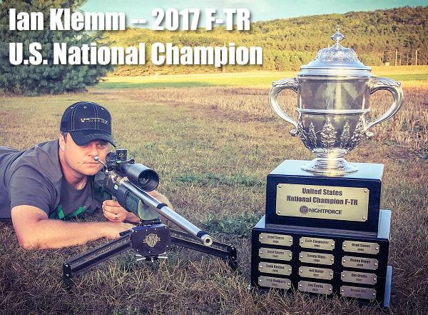 Ian Klemm Vortex podcast F-Class F-TR shooting skills