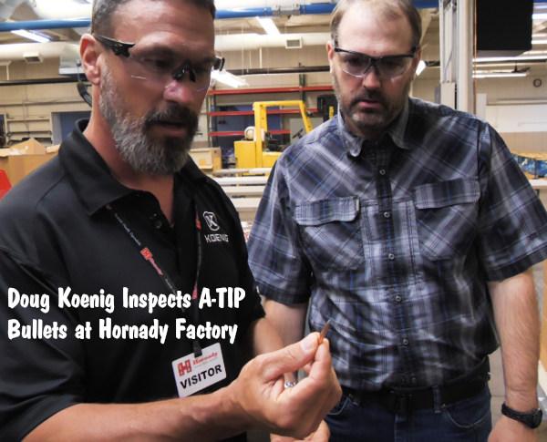Doug Koenig Championship season zombies heartland hornady a-tip bullet factory