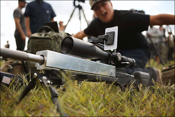 king of point28 miles KO2M rimfire .22 LR ELR applied ballistics