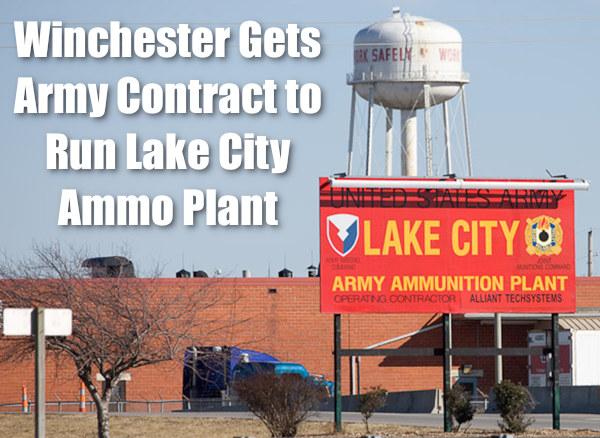 Lake City Army Ammunition ammo plant ATK Northrup grumman Winchester Olin