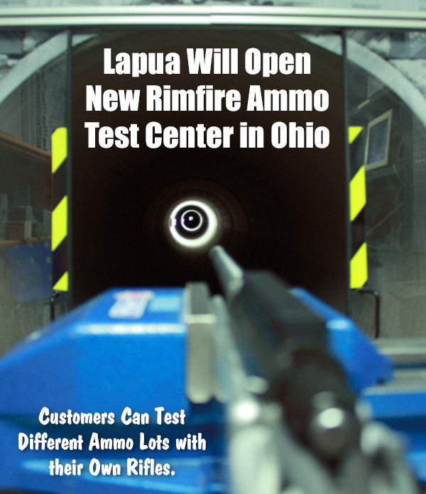 Lapua rimfire test center ohio
