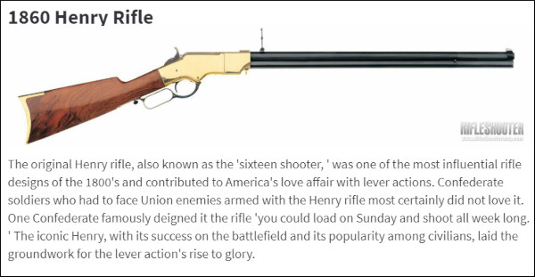 Rifleshooter marlin 336 1894 1886 lever gun